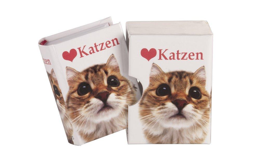 Ich liebe Katzen als Buch