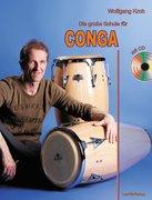 Die große Schule für CONGA mit CD