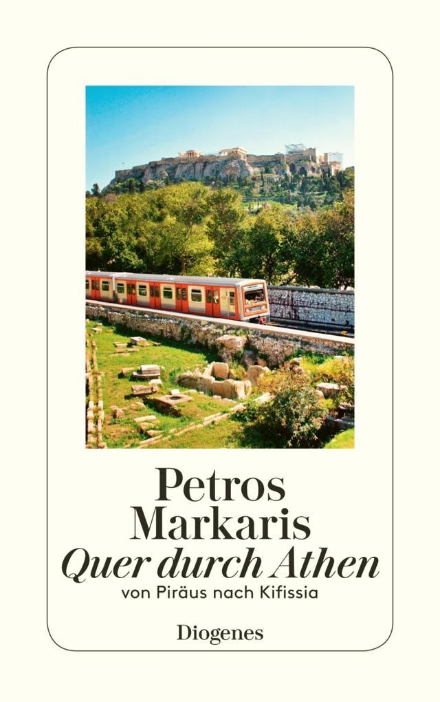 Quer durch Athen als eBook epub