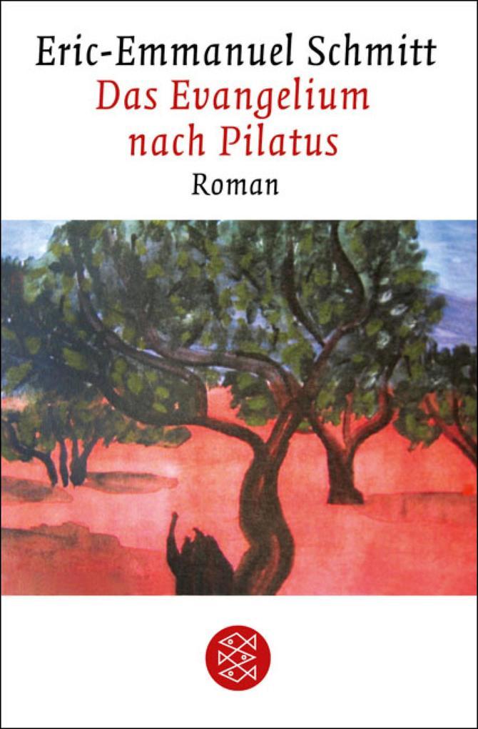 Das Evangelium nach Pilatus als eBook epub