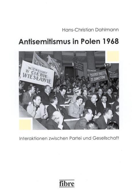 Antisemitismus in Polen 1968 als Buch von Hans-...
