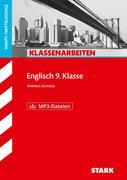 Klassenarbeiten Haupt-/Mittelschule - Englisch 9. Klasse, mit MP3-CD