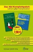 Die Leiden des jungen Werther - Das Abi-Komplettpaket: Lektüre plus Interpretation