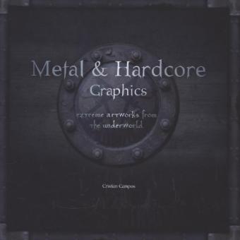 Metal & Hardcore Graphics als Buch von