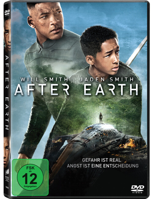 Image of After Earth 1 DVD