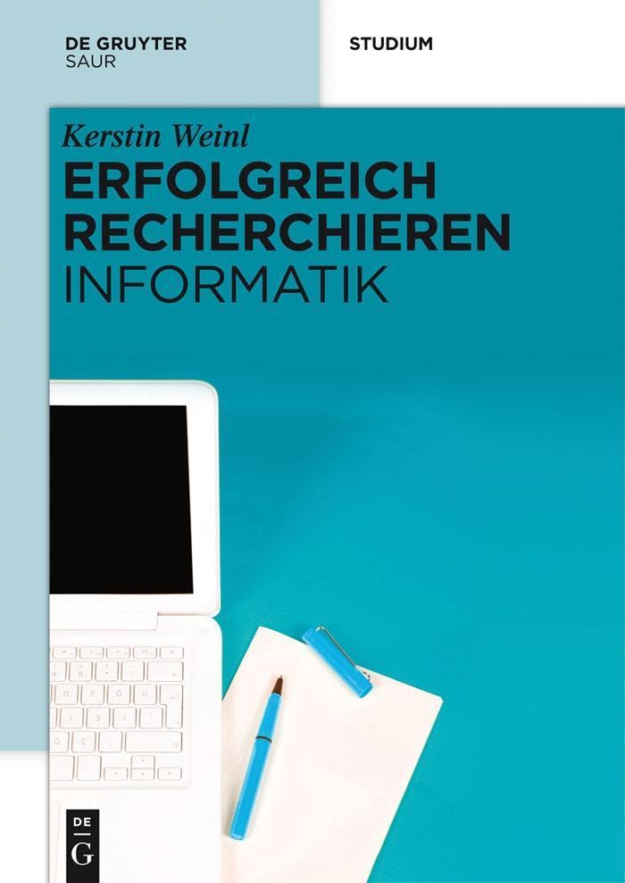 Erfolgreich recherchieren - Informatik als eBoo...