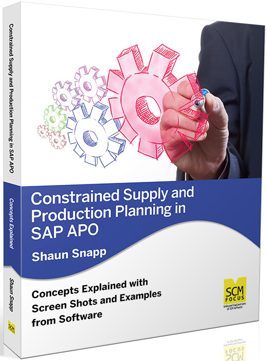 Constrained Supply and Production Planning in S...