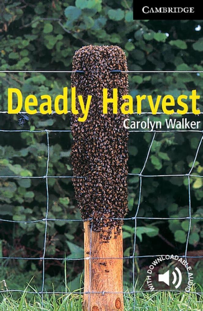 Deadly Harvest als Buch von Carolyn Walker