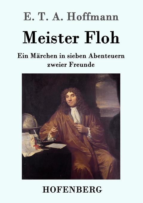 Meister Floh als Buch (kartoniert)