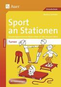 Sport an Stationen SPEZIAL Turnen 1-4