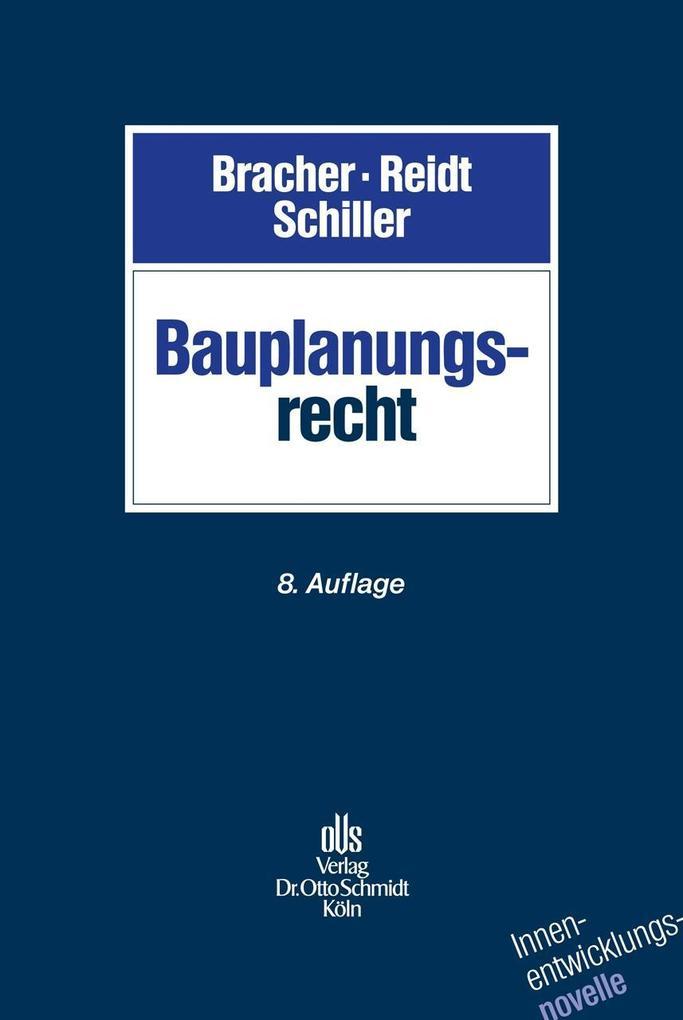 Bauplanungsrecht als Buch