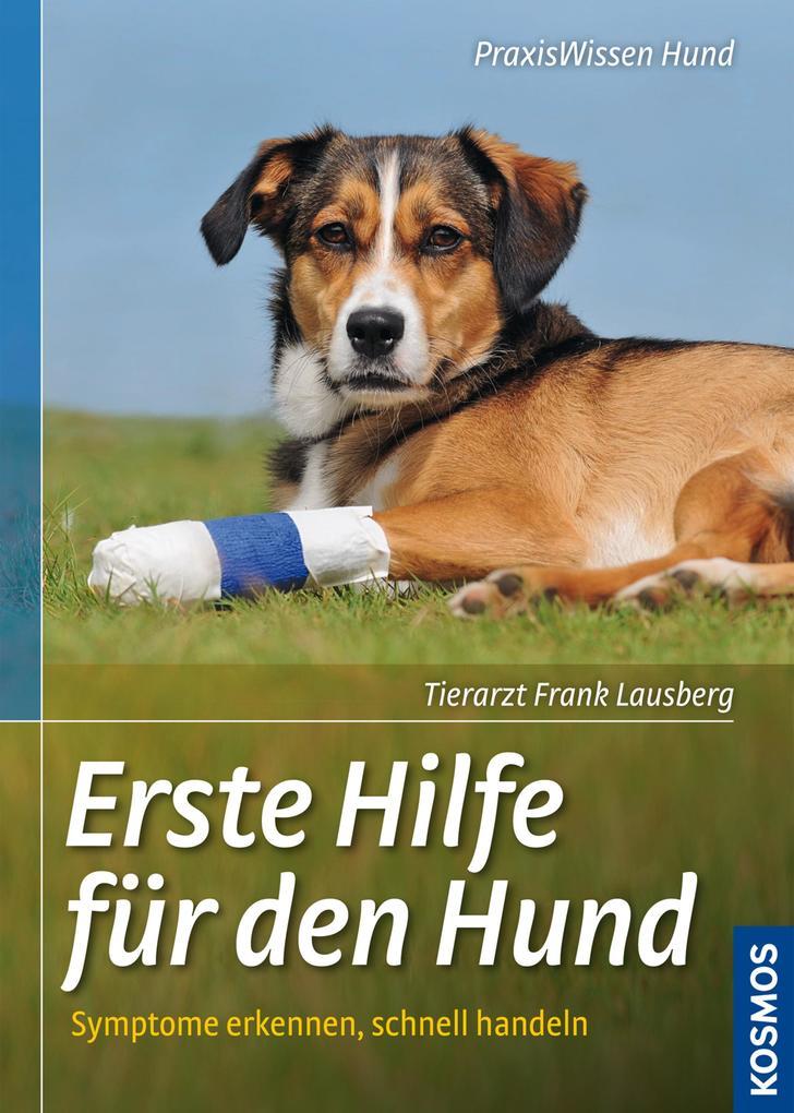 Erste Hilfe für den Hund als eBook Download von...