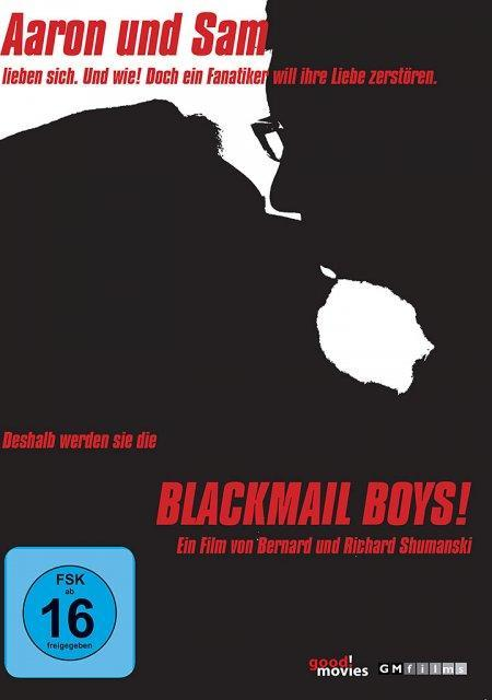 Blackmail Boys! als DVD