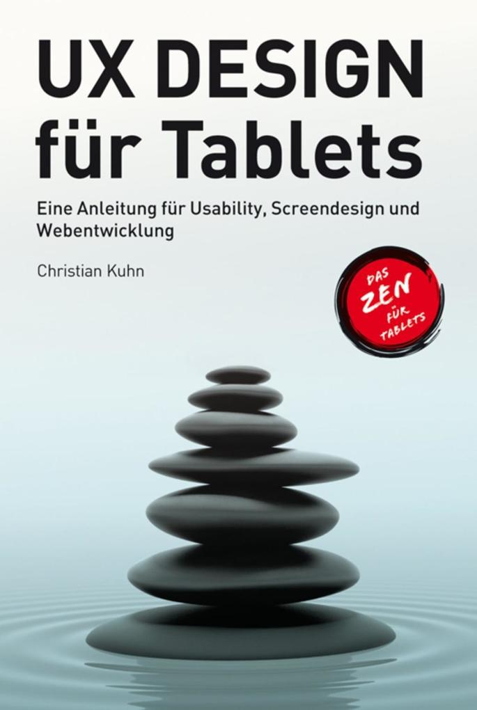 UX Design für Tablets als eBook Download von Ch...