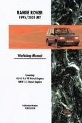 Range Rover Workshop Manual: 1995-2001