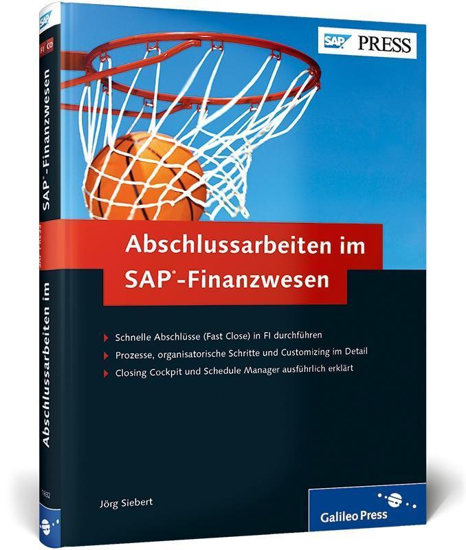 Abschlussarbeiten im SAP-Finanzwesen als Buch v...