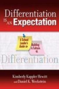 Differentiation Is an Expectation als Taschenbuch