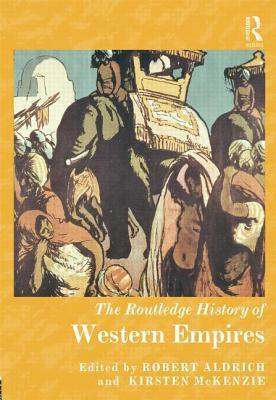 The Routledge History of Western Empires als Buch (gebunden)