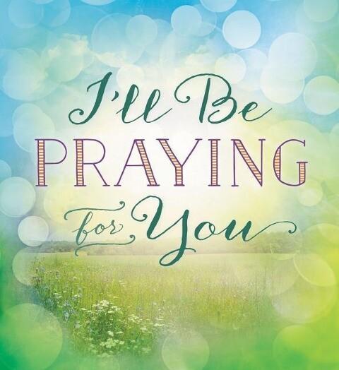 I'll Be Praying for You als Taschenbuch