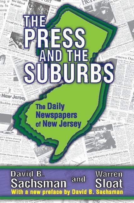 The Press and the Suburbs als Taschenbuch