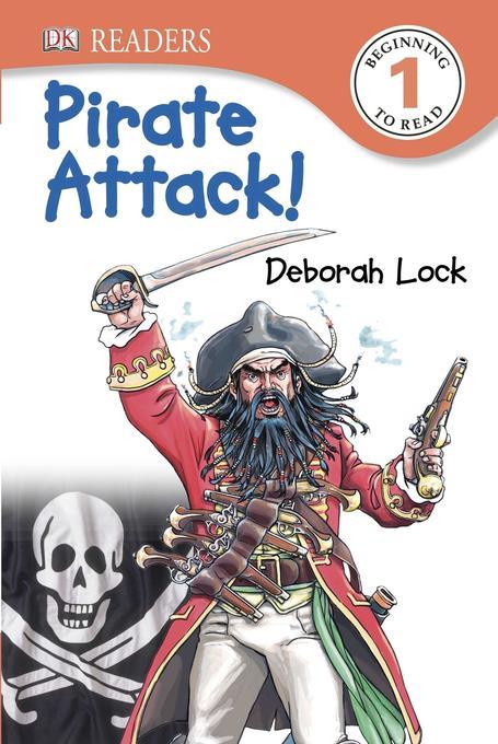 Pirate Attack! als Buch (gebunden)
