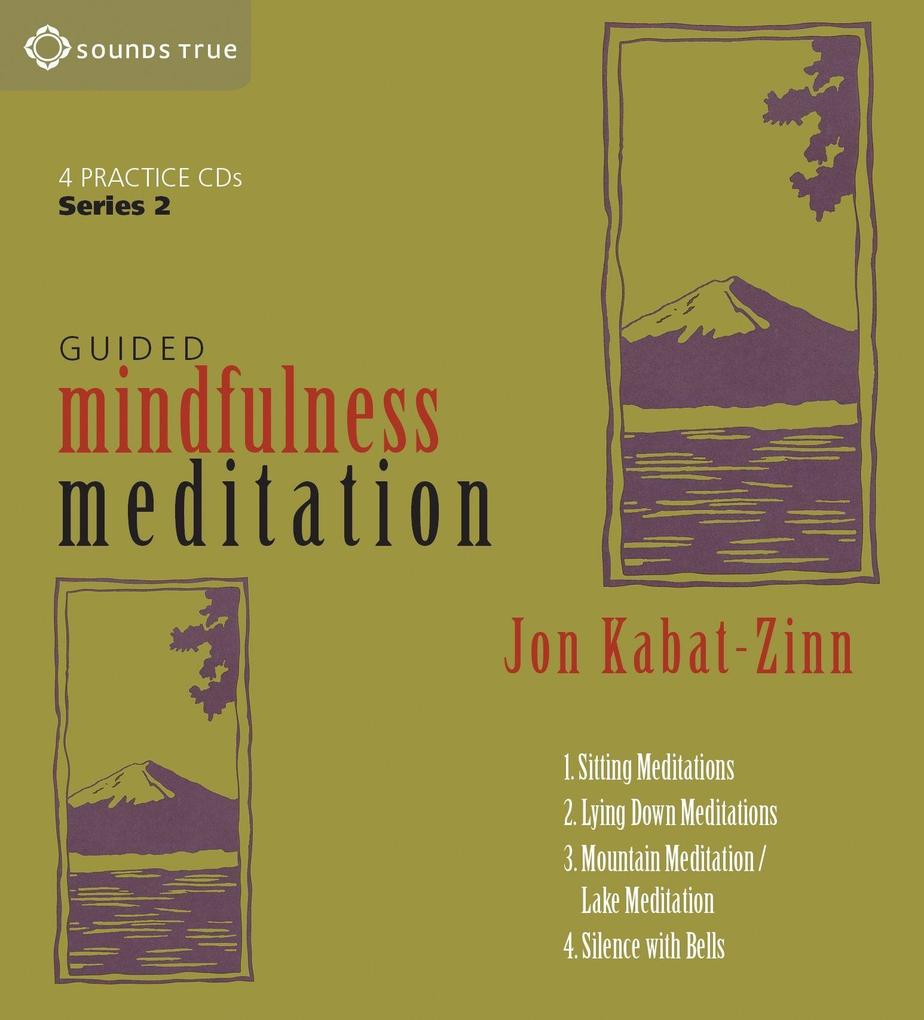 Guided Mindfulness Meditation Series 2 als Hörbuch