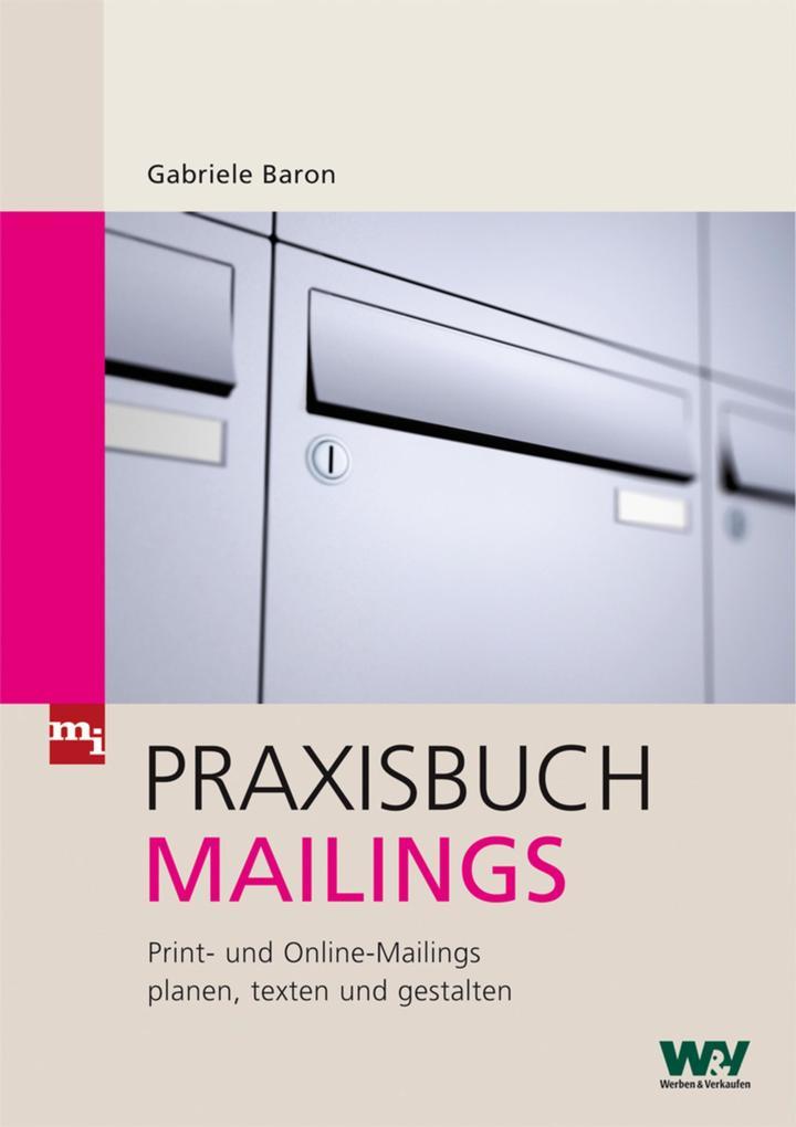 Praxisbuch Mailings als eBook pdf