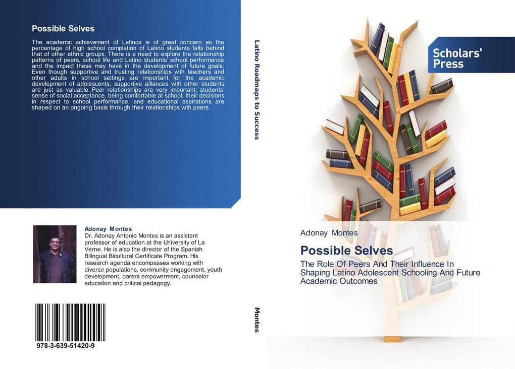 Possible Selves als Buch von Adonay Montes