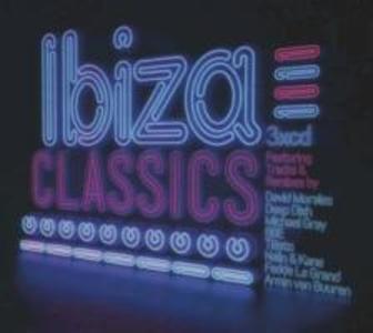 Ibiza Classics als CD