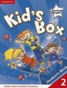 Kid's Box American English Student's Book 2