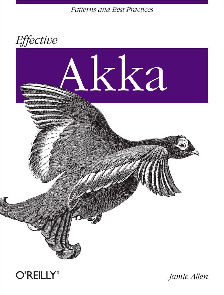 Effective Akka als Buch (kartoniert)