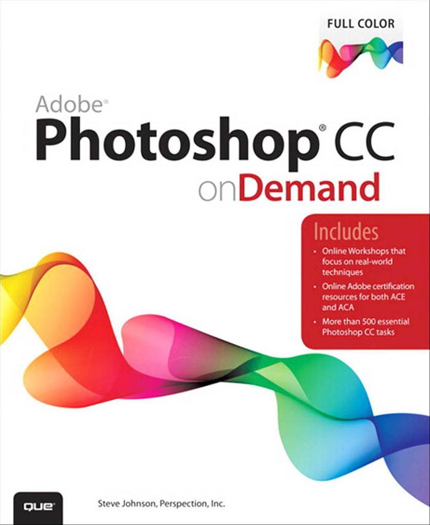 Adobe Photoshop CC on Demand als eBook pdf