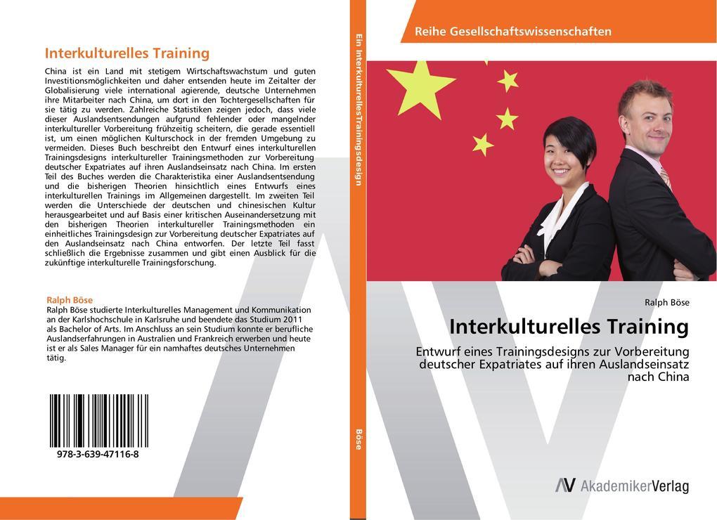 Interkulturelles Training als Buch von Ralph Böse