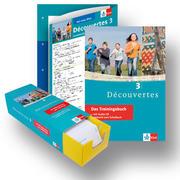 Découvertes 3. Lern-Set: Trainingsbuch, Vokabel-Lernbox, Auf einen Blick Grammatik