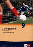 Schnittpunkt Mathematik - Ausgabe für Thüringen. Arbeitsbuch mit Lösungsheft - Kurs I 9. Schuljahr