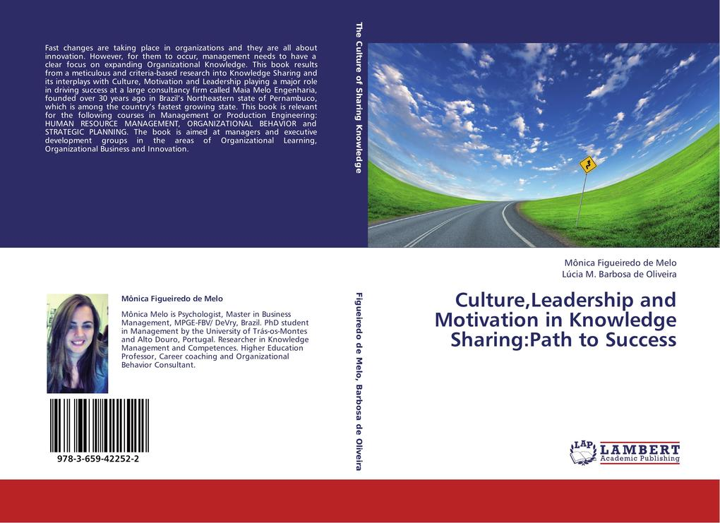 Culture,Leadership and Motivation in Knowledge ...