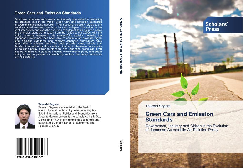 Green Cars and Emission Standards als Buch von ...