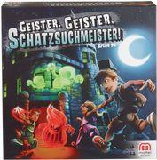 Geister, Geister, Schatzsuchmeister (Kinderspiel des Jahres 2014)