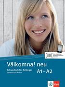 Välkomna! Lehrbuch mit 2 Audio-CDs A1-A2. Neue Ausgabe