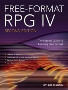 Free-Format RPG IV als eBook Download von Jim M...