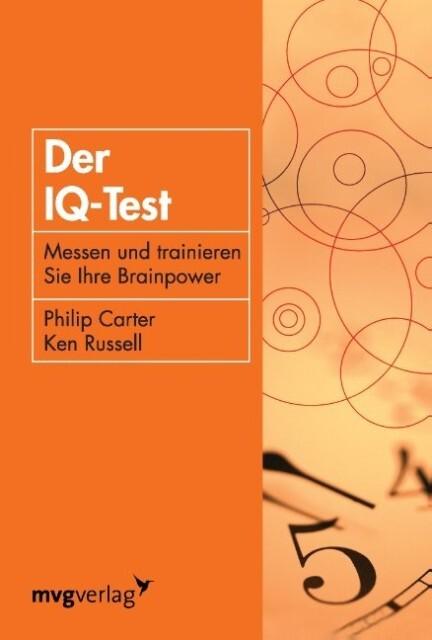 Der IQ-Test als Buch (gebunden)