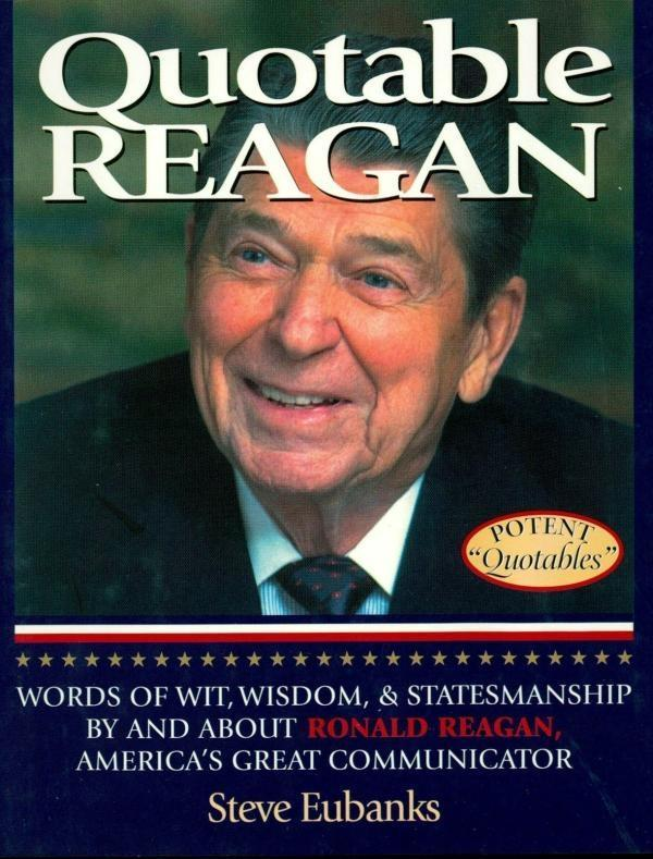 Quotable Reagan als eBook Download von Steve Eu...
