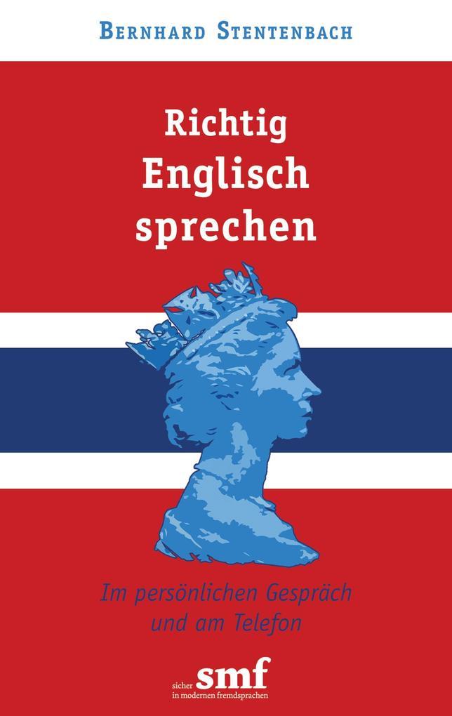 Richtig Englisch sprechen als eBook epub