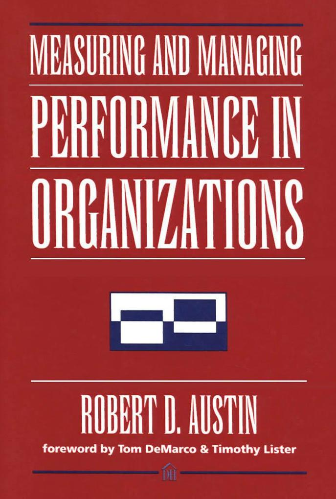 Measuring and Managing Performance in Organizations als eBook pdf