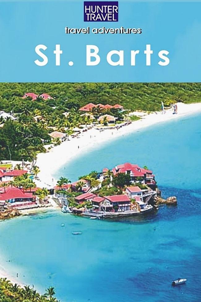St. Barts Travel Adventures als eBook epub