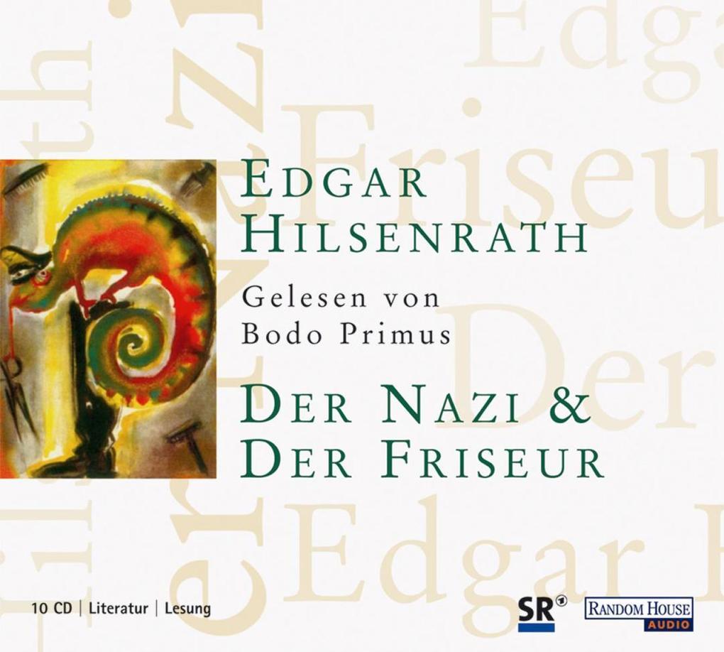 Der Nazi und der Friseur als Hörbuch Download v...