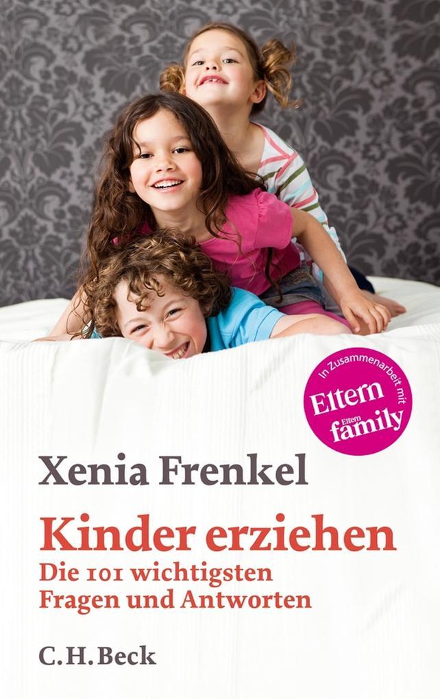 Kinder erziehen als eBook epub