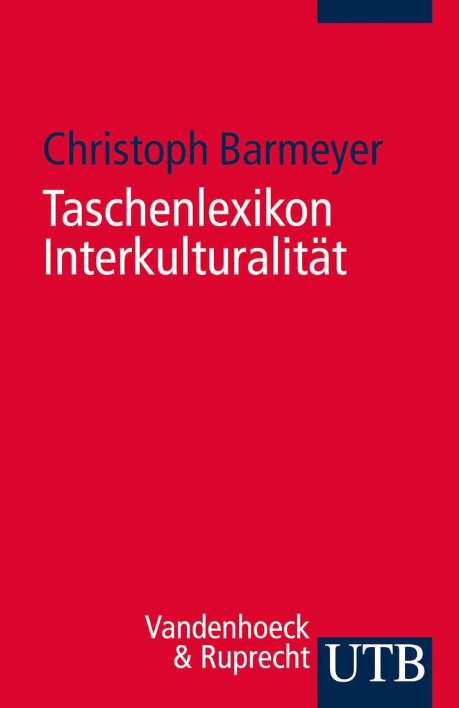 Taschenlexikon Interkulturalität Christoph Barmeyer Author