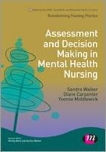 Assessment and Decision Making in Mental Health Nursing als Buch (gebunden)