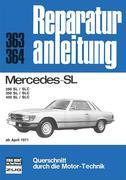 Mercedes 280 / 350 / 450 / SL / SLC